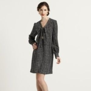 "Kate Spade Herringbone ""Reade"" Smock Dress"
